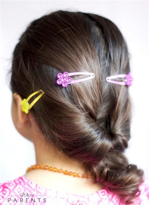 3 easy hairstyles for girls in spring we re parents
