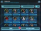 Star Wars: Galaxy Of Heroes Complete Character List