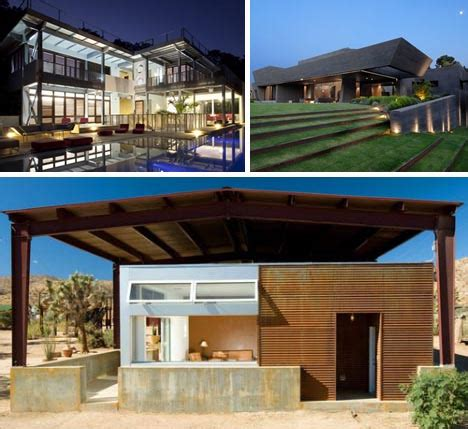 Stylish And Sustainable 8 Modern Ecofriendly Homes