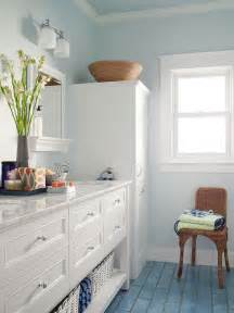 color ideas for small bathrooms - Color Ideas For A Small Bathroom