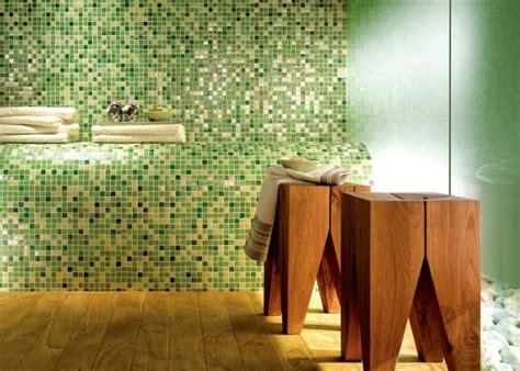 Mosaik Fliesen In Grün  50 Gestaltungsideen