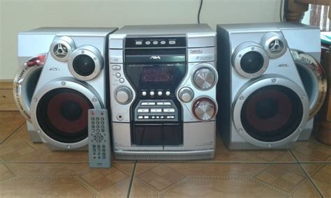 Aiwa Jax N3 Mini System With Mp3 Playback For Sale In New