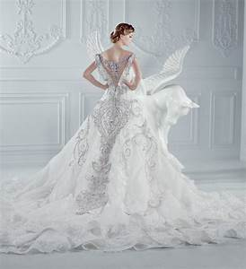 Michael cinco bridal collection my dress of the week for Michael cinco wedding dresses