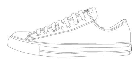 Best Photos Of Sneaker Design Template Converse Shoe