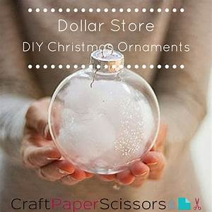 Ornaments, For, Christmas, Affordable, At, Dollar, Store