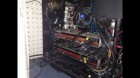 litecoin mining litecoin miner how i do it 2 x hd 7970 and power usage