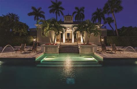 newly listed oceanfront estate  naples fl homes