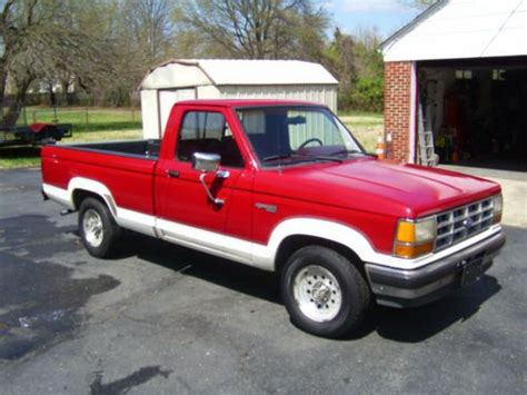 small engine repair training 1991 ford ranger user handbook purchase used 1989 ford ranger custom standard cab pickup 2 door 2 9l in suitland maryland