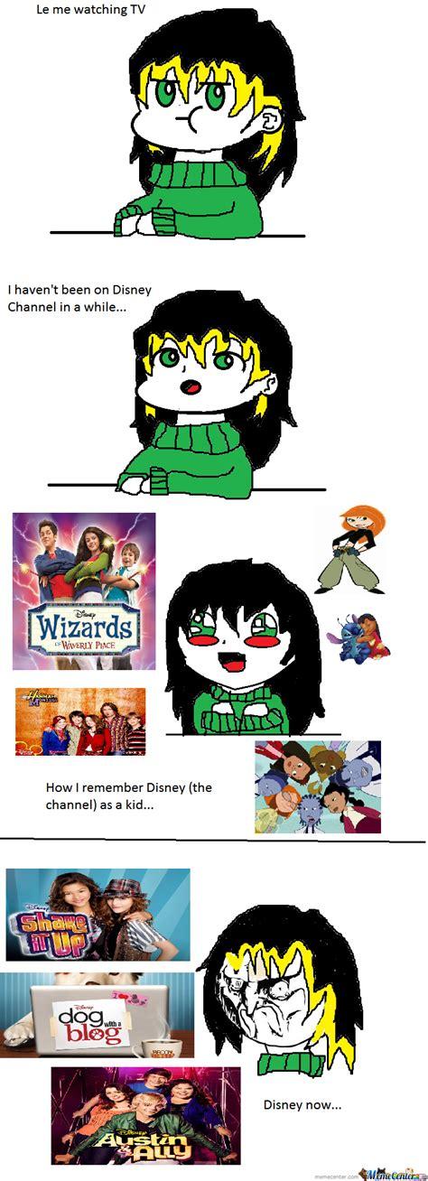 Disney Channel Memes - disney channel by eve83 meme center