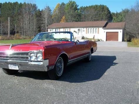 purchase   oldsmobile starfire convertible