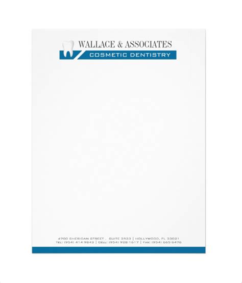 business letterhead templates template business