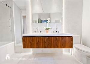 Rénovation Salle De Bain : salle de bain 10 tendances populaires en 2018 ~ Premium-room.com Idées de Décoration