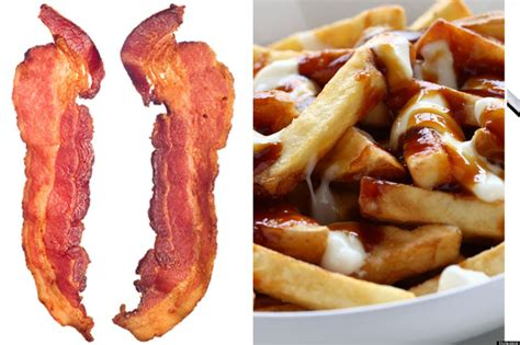 cuisine canada canadian food the most 39 canadian 39 foods include bacon
