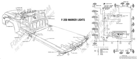 Wiring Diagram 2000 F350 Rear Light by Ford F250 Wiring Diagram For Trailer Light
