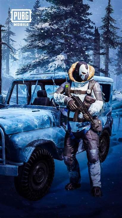 Pubg Mobile 4k Ultra Wallpapers Snowman