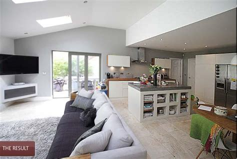Kitchen Living Etterby by Living Kitchen Derby Extended Ideas