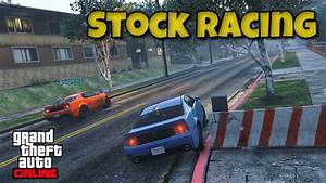 GTA 5 Racing - Stock Car Racing? Battle w/ Broughy1322 ...