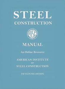 Steel Construction Aisc 16th Edition