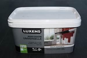 Sous Couche D Accrochage Sur Peinture Glycero : test sous couche universelle luxens ~ Melissatoandfro.com Idées de Décoration