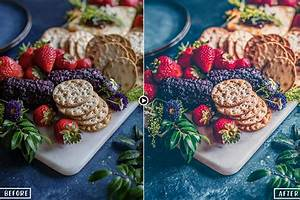 Food Photography Lightroom Presets | Unique Lightroom Presets ~ Creative Market