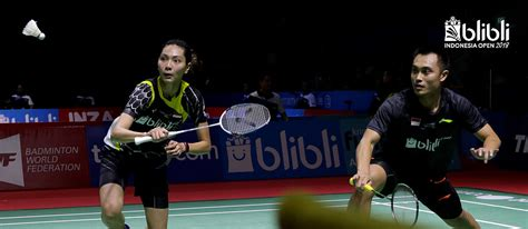 thailand open  tiga wakil indonesia melenggang