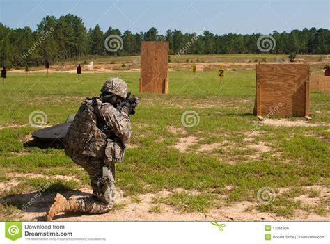 Firing Range Editorial Photo - Image: 17061906