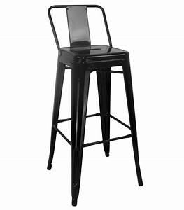 Chaise Haute Metal : chaise style industriel ~ Teatrodelosmanantiales.com Idées de Décoration