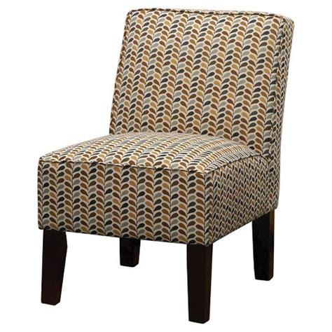 burke slipper chair prints burke accent print slipper chair target