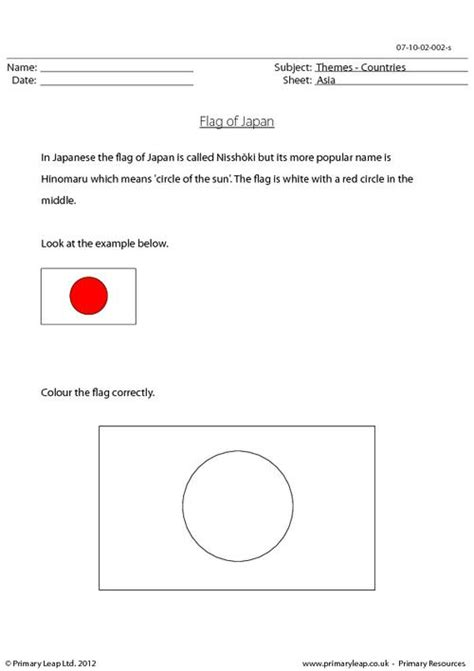 educational worksheets themes primaryleapcouk