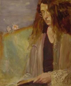 Reading 'madame Bovary' by Irena Jablonski