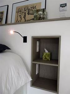 Tete De Lit Simple : une simple t te de lit peut sublimer votre chambre fabrication en stratifi structur t te ~ Nature-et-papiers.com Idées de Décoration