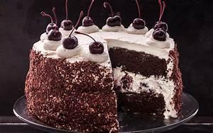 Black Forest Cake Recipe - Chowhound