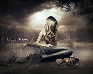 Sad Mermaid=°( | Under-the-Sea Live Mermaids | Pinterest