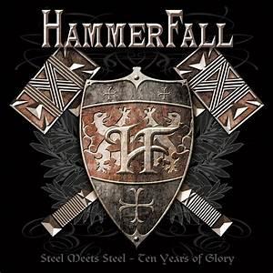 Best Of Steel : hammerfall steel meets steel 10 years of glory best of nuclear blast ~ Frokenaadalensverden.com Haus und Dekorationen