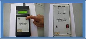 Kvp Meter And Exposure Timer