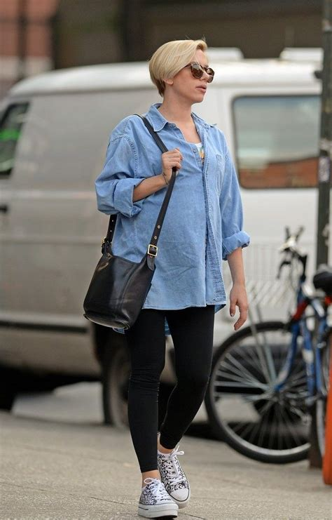 The youthful street style of Scarlett Johansson   Page 5