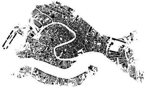 nolli map  venice figureground solidvoid