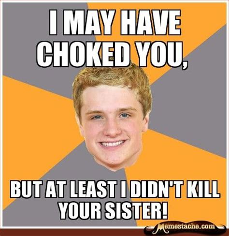 Oooh Burn Meme - hunger games a collection of ideas to try about geek hunger games humor mean girls and