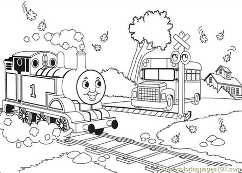 Thomas And Friends Coloring Pages Free Eskayalitim