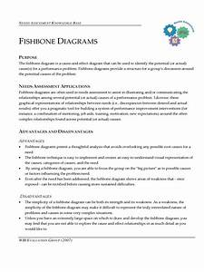 2020 Fishbone Analysis Template