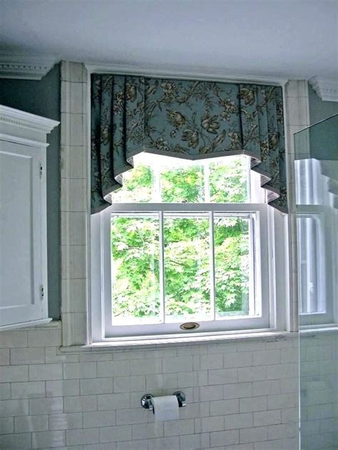 Bathroom Window Valances by Contemporary Window Valances Contemporary Window Valance