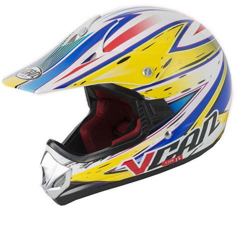 white motocross helmet vcan v310 youth white motocross helmet motocross helmets