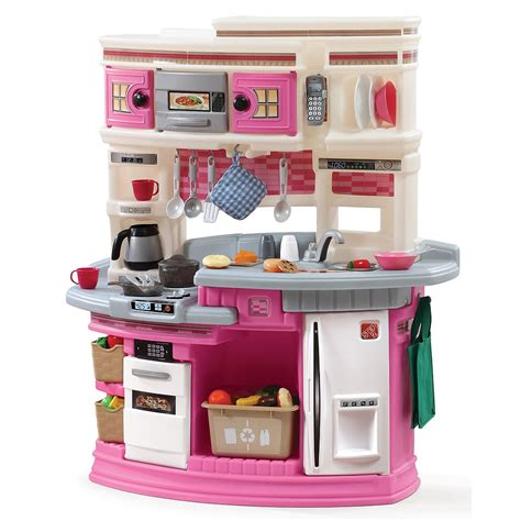 cuisine toys r us step2 lifestyle legacy kitchen set pink 2