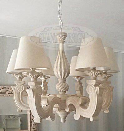 lampadario shabby chic sonia  lampadari lampade