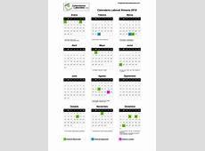 Calendario Laboral Almería 2018