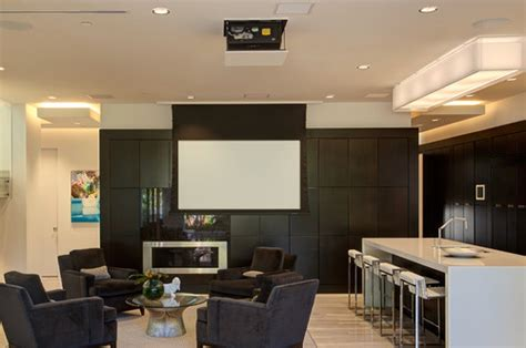 9 Ways To Work A Home Projector Into Any Living Room