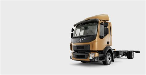 volvo trucks volvo fl perfect for urban transportation volvo trucks