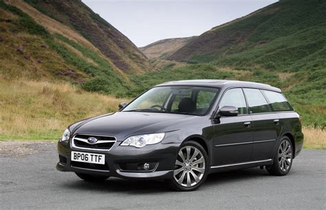 subaru liberty review private fleet