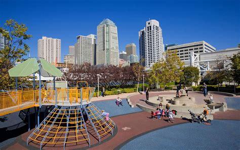 yerba buena gardens world s coolest playgrounds travel leisure