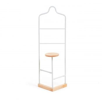 valet de chambre emploi table porte manteau design en bois nerb par drawer fr